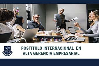 Postitulo Gerencia Empresarial