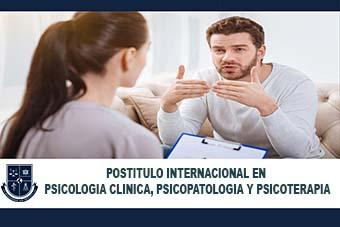 Postitulo Psicologia clínica psicopatologia psicoterapia